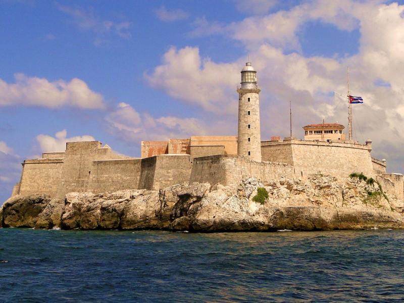 fortezza El Morro, Havana